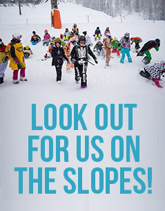 0 Weeks to go - watch out for us on the slopes!