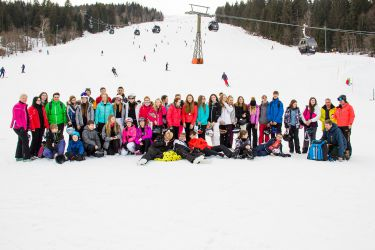 Ski2019 Day6Skiing 094