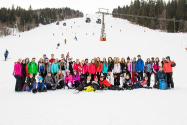 Ski2019 Day6Skiing 095