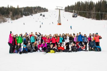 Ski2019 Day6Skiing 098
